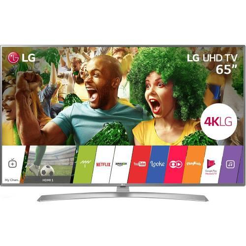 Foto - TV 65P LG LED 4K SMART WIFI USB HDMI