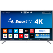 Foto de TV 50P PHILIPS LED SMART 4K USB HDMI