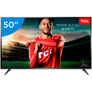 Foto de TV 50P TCL LED SMART 4K USB HDMI (MH)