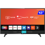 Miniatura - TV 43P AOC LED SMART WIFI FULL HD USB HDMI