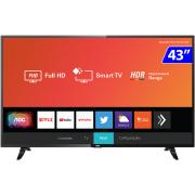 Foto de TV 43P AOC LED SMART WIFI FULL HD USB HDMI