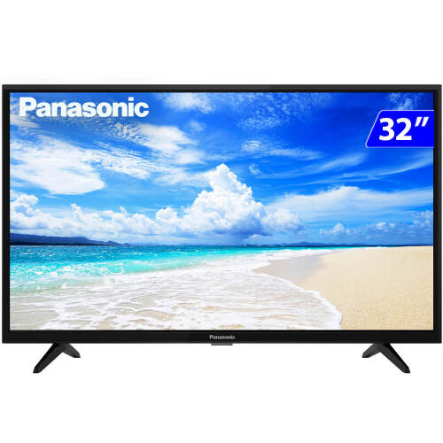 Foto - TV 32P PANASONIC LED SMART WIFI HD USB HDMI