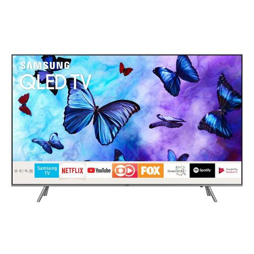 Foto - TV 55P SAMSUNG QLED SMART 4K USB HDMI
