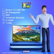 Miniatura - TV 32P SAMSUNG LED SMART WIFI HD USB HDMI
