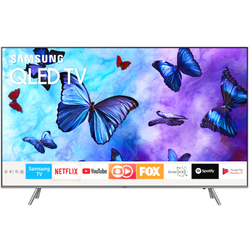 Foto - TV 65P SAMSUNG QLED SMART WIFI 4K USB HDMI