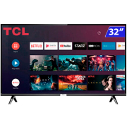 Miniatura - TV 32P TCL LED SMART WIFI HD COMANDO DE VOZ (MH)