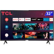 Foto de TV 32P TCL LED SMART WIFI HD COMANDO DE VOZ (MH)