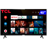 Foto de TV 40P TCL LED SMART FULL HD HDMI USB COMANDO DE VOZ (MH)