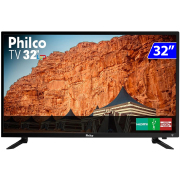 Foto de TV 32P PHILCO LED HD USB HDMI