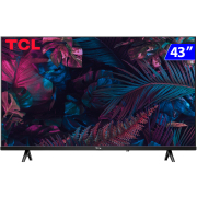 Foto de TV 43P TCL LED SMART FULL HD COMANDO VOZ