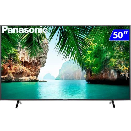 Foto - TV 50P PANASONIC LED 4K SMART WIFI USB HDMI
