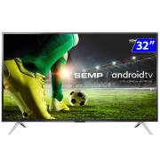 Foto de TV 32P SEMP LED SMART WIFI HD USB HDMI COMANDO DE VOZ (MH)