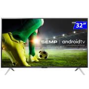 Foto de TV 32P SEMP LED SMART WIFI HD USB HDMI COMANDO DE VOZ (MH)