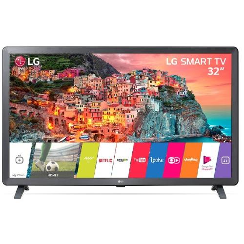 Foto - TV 32P LG LED SMART WIFI HD USB HDMI