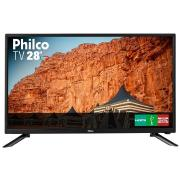 Foto de TV 28P PHILCO LED SMART ANDROID HD HDMI USB