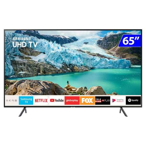 Foto - TV 65P SAMSUNG LED SMART 4K WIFI USB HDMI