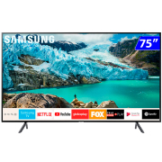 Foto de TV 75P SAMSUNG LED SMART 4K WIFI USB HDMI