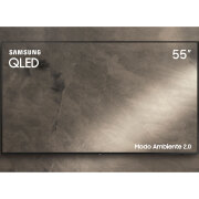 Miniatura - TV 55P SAMSUNG QLED SMART WIFI 4K USB HDMI