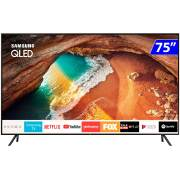 Foto de TV 75P SAMSUNG QLED SMART WIFI 4K USB HDMI