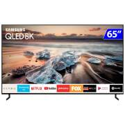 Foto de TV 65P SAMSUNG QLED 8K SMART WIFI USB HDMI