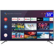 Foto de TV 55P TCL LED SMART 4K WIFI COMANDO VOZ