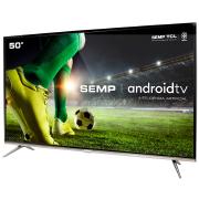 Miniatura - TV 50P SEMP LED SMART 4K COMANDO DE VOZ