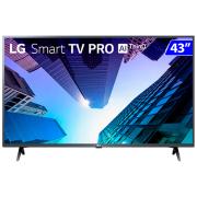 Foto de TV 43P LG LED SMART WIFI HD USB HDMI (MH)