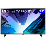 Foto de TV 43P LG LED SMART WIFI HD USB HDMI (MH)