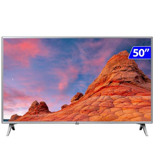 Foto - TV 50P LG LED SMART 4K WIFI USB HDMI