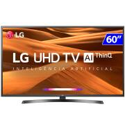 Foto de TV 60P LG LED SMART 4K WIFI COMANDO VOZ