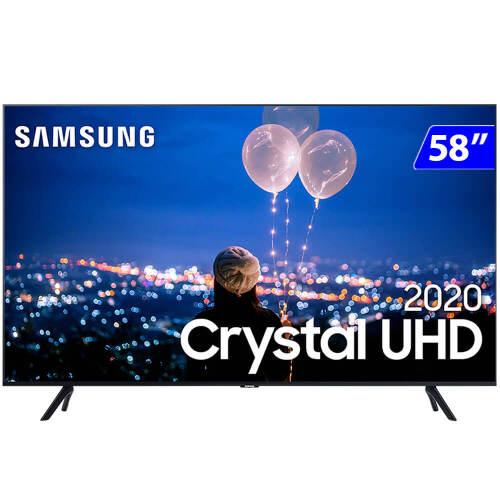 Foto - TV 58P SAMSUNG LED SMART 4K WIFI USB HDMI