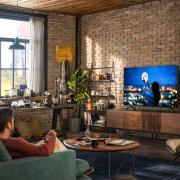 Miniatura - TV 58P SAMSUNG LED SMART 4K WIFI USB HDMI