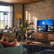 Miniatura - TV 65P SAMSUNG LED SMART 4K WIFI USB HDMI