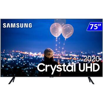 Foto de TV 75P SAMSUNG LED SMART 4K WIFI COMANDO DE VOZ