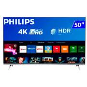 Foto de TV 50P PHILIPS LED SMART 4K USB HDMI