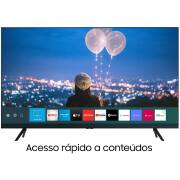 Miniatura - TV 55P SAMSUNG CRYSTAL SMART 4K COMANDO VOZ