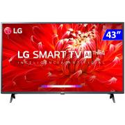 Foto de TV 43P LG LED SMART WIFI FULHD BLUETOOTH HDR USB H