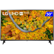 Foto de TV 50P LG LED SMART 4K UHD WIFI COMANDO VOZ