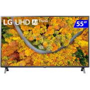 Foto de TV 55P LG LED SMART 4K UHD WIFI COMANDO VOZ