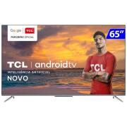 Foto de TV 65P TCL LED SMART 4K ANDROID COMANDO DE VOZ