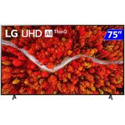 Foto de TV 75P LG LED SMART 4K WIFI BLUETOOTH HDR COMANDO