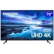 Foto de TV 70P SAMSUNG LED SMART 4K WIFI COMANDO DE VOZ