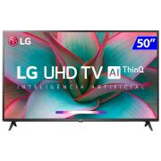 Foto de TV 50P LG LED SMART 4K WIFI COMANDO VOZ