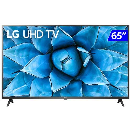 Foto - TV 65P LG LED SMART WIFI 4K COMANDO VOZ