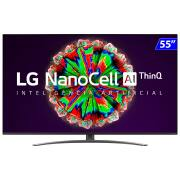 Foto de TV 55P LG LED 4K SMART WIFI NANO CELL COMANDO VOZ