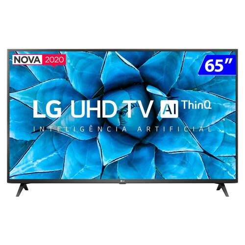 Foto - TV 65P LG LED SMART WIFI 4K HDMI USB