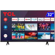 Foto de TV 32P TCL LED SMART WIFI HD COMANDO DE VOZ