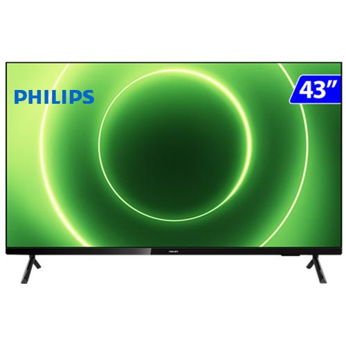Foto - TV 43P PHILIPS LED SMART WIFI FULL HD USB