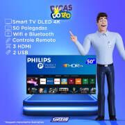 Miniatura - TV 50P PHILIPS LED SMART 4K USB HDMI