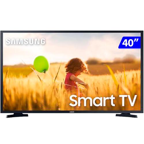 Foto - TV 40P SAMSUNG LED SMART TIZEN WIFI FULL HD